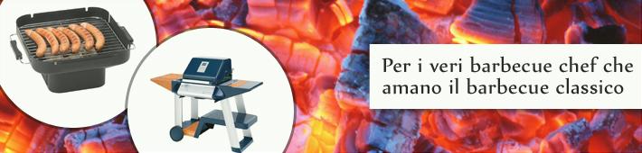Barbecue a carbonella