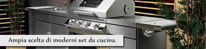 Set di cucine