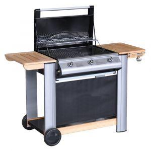 Barbecue a gas portatile